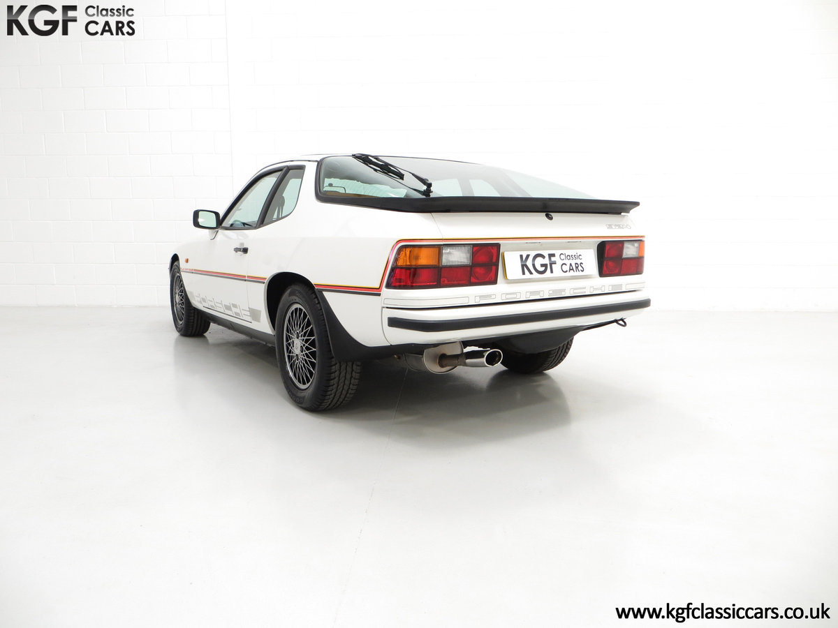 1980 One of Only 100 in RHD, An Award-Winning Porsche 924 Le Mans SOLD (picture 4 of 6)