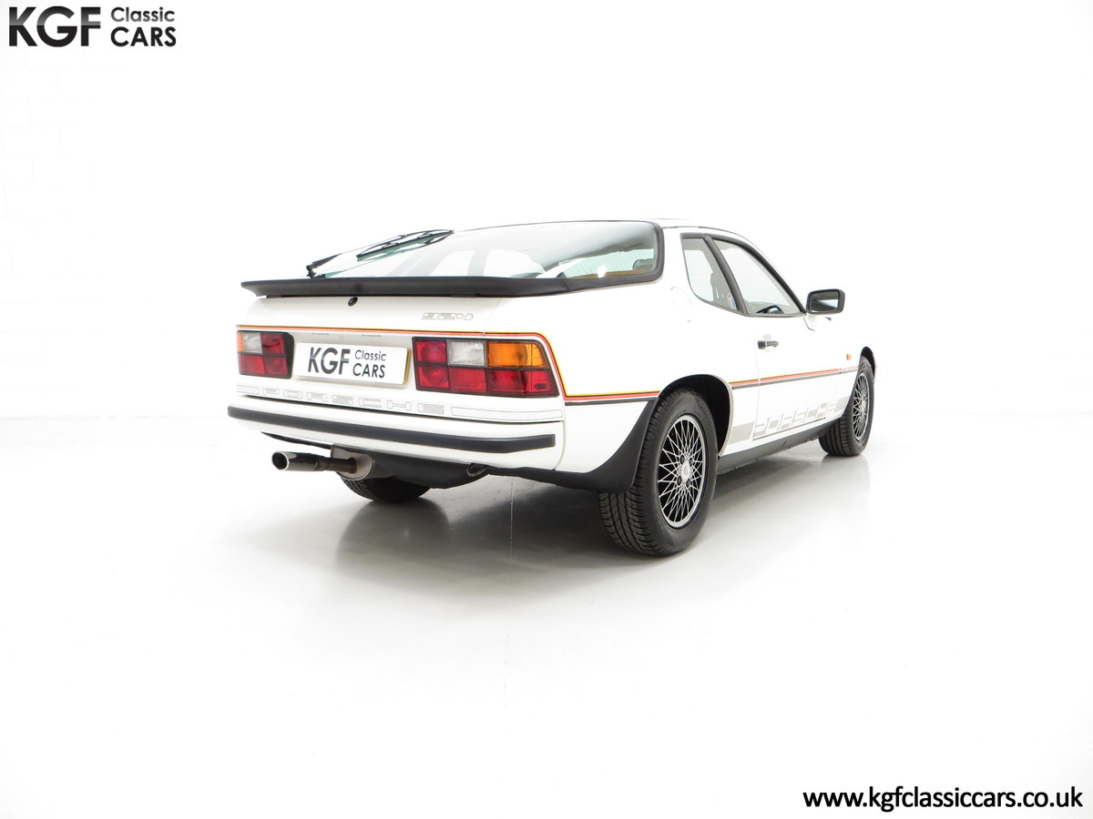 1980 One of Only 100 in RHD, An Award-Winning Porsche 924 Le Mans SOLD (picture 5 of 6)
