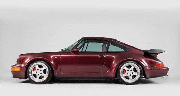 1994 Porsche 911 / 964 Turbo 964 Turbo 3.6 =1 owner 13k mil For Sale (picture 1 of 6)