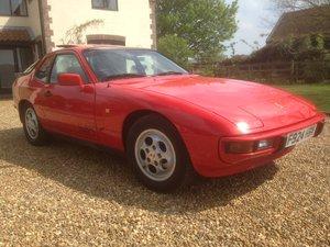 1988 Porsche 924S For Sale