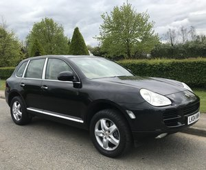 2004 Porsche Cayenne 3.2 V6 AWD Manual 250BHP For Sale