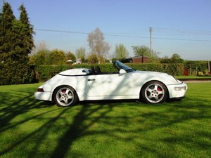 1981 964 Turbo look Speedster For Sale