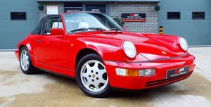 1991 Porsche 911 Targa Carrera 2 964 For Sale