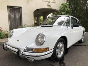 ***1966 Porsche 912 SWB For Sale