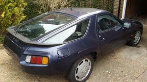 1985 Porsche 928 S2 for recommisioning