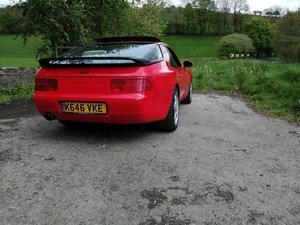 1993 Porsche 968 Coupe Lux manual For Sale