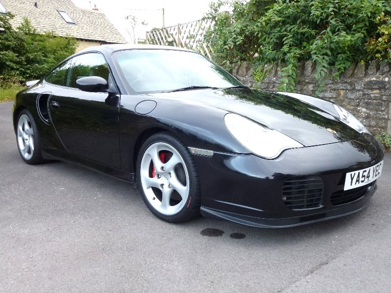 2004 Porsche 996 Turbo only 3 owners and 59k For Sale (picture 1 of 6)