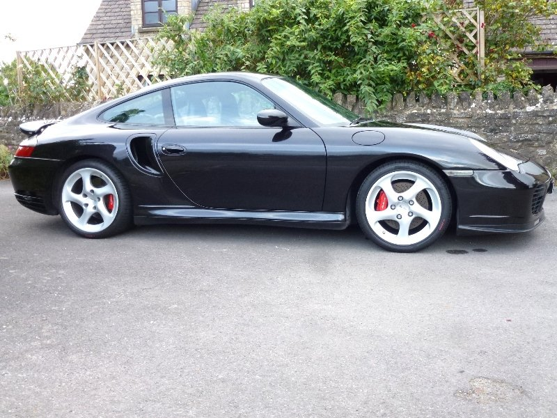 2004 Porsche 996 Turbo only 3 owners and 59k For Sale (picture 2 of 6)