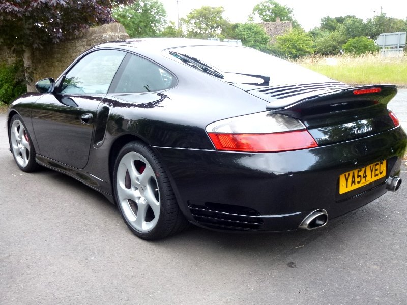 2004 Porsche 996 Turbo only 3 owners and 59k For Sale (picture 3 of 6)