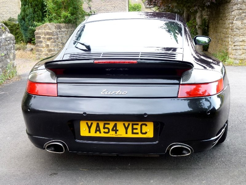 2004 Porsche 996 Turbo only 3 owners and 59k For Sale (picture 4 of 6)