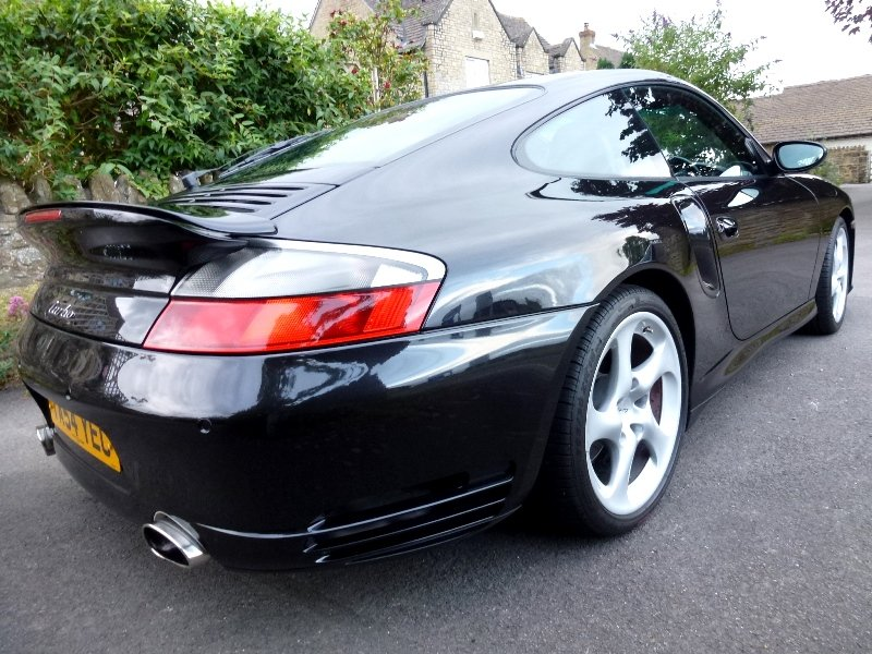 2004 Porsche 996 Turbo only 3 owners and 59k For Sale (picture 5 of 6)