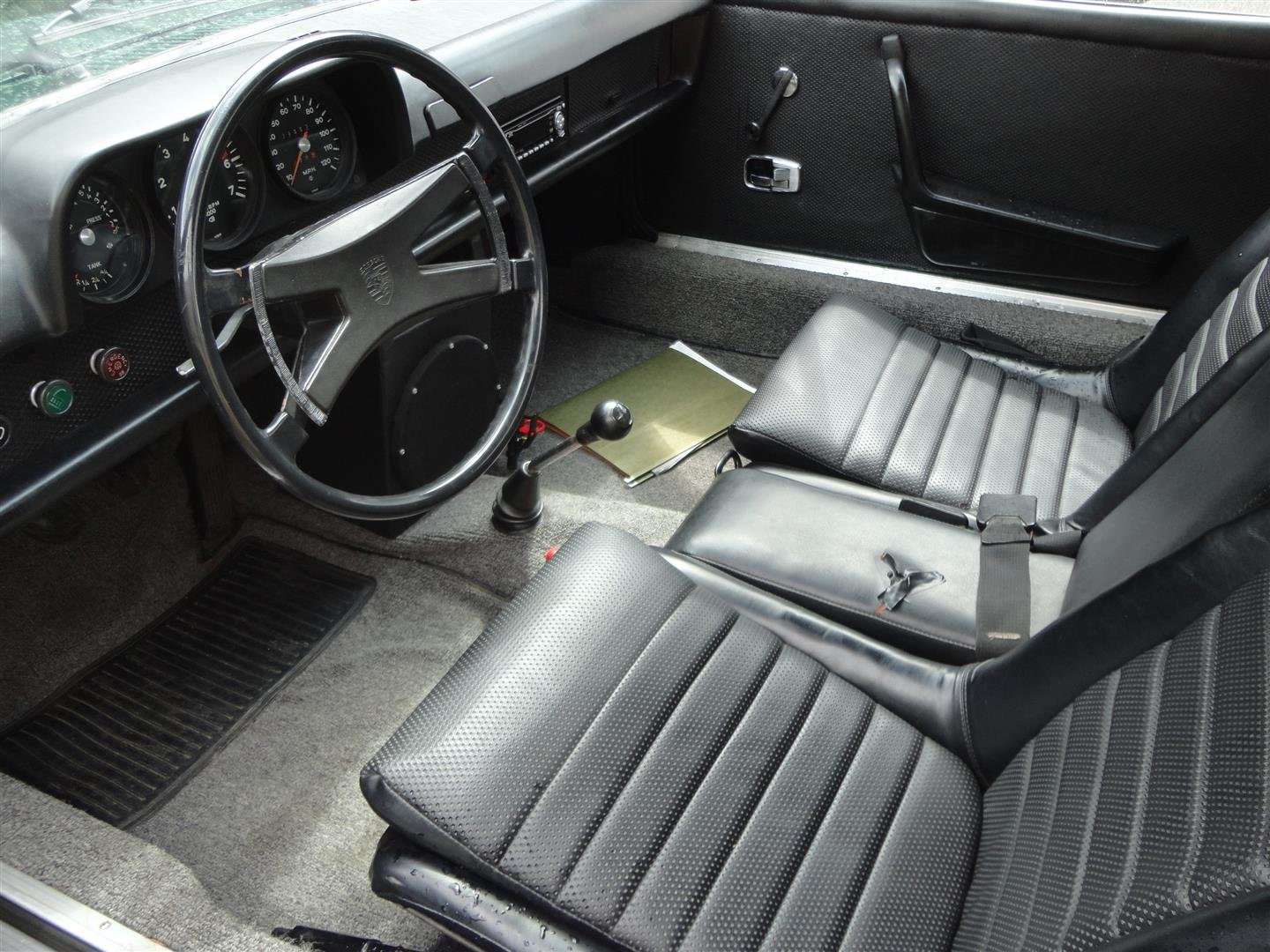1970 Porsche 914 '70 green For Sale (picture 3 of 6)