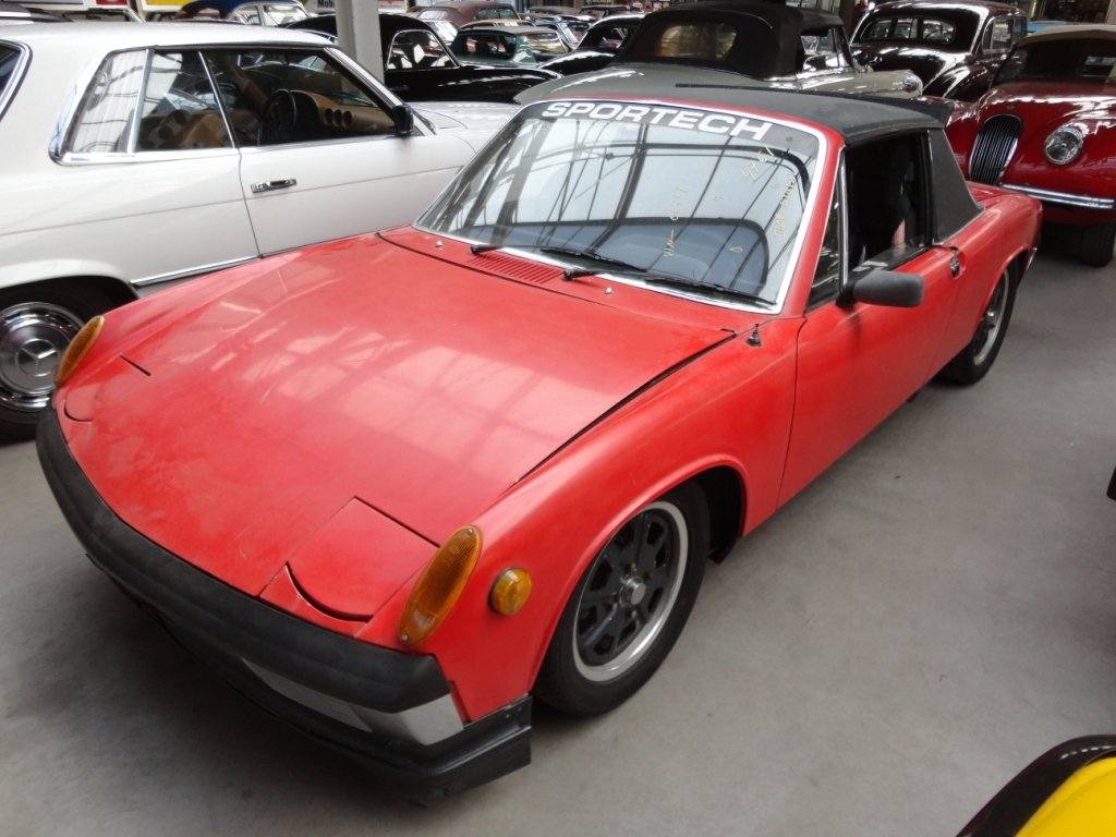 1970 Porsche 914 '70 red For Sale (picture 3 of 6)