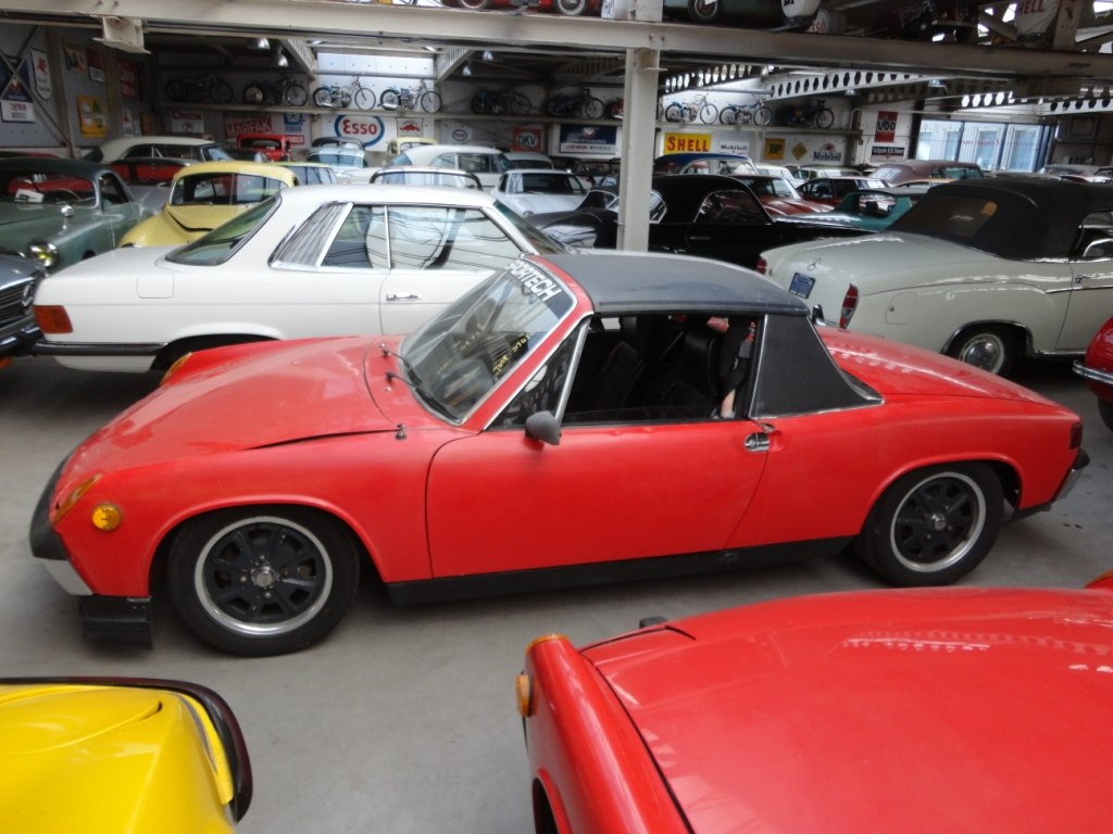 1970 Porsche 914 '70 red For Sale (picture 6 of 6)