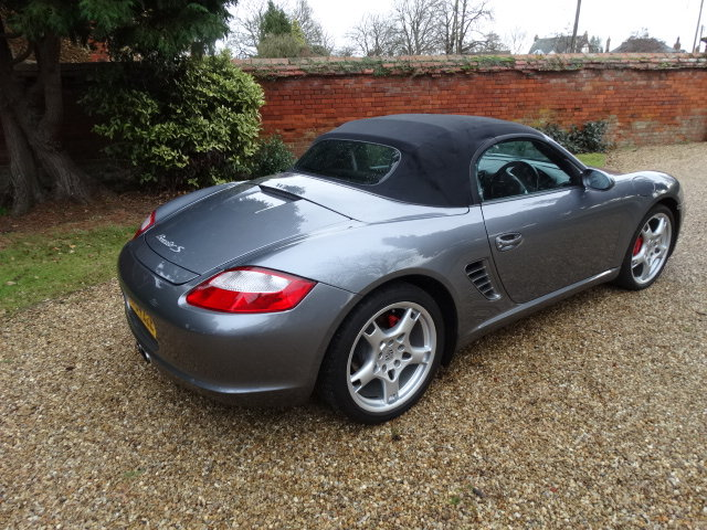 2005 PORSCHE BOXSTER 987 3.2S 6 SPEED MANUAL For Sale (picture 6 of 6)