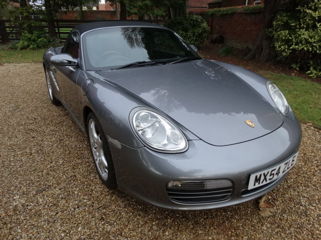 2005 PORSCHE BOXSTER 987 3.2S 6 Speed Manual For Sale (picture 5 of 6)