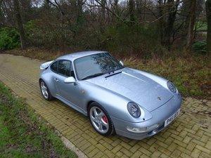 1996 Porsche 993 Turbo - 57,000 miles For Sale