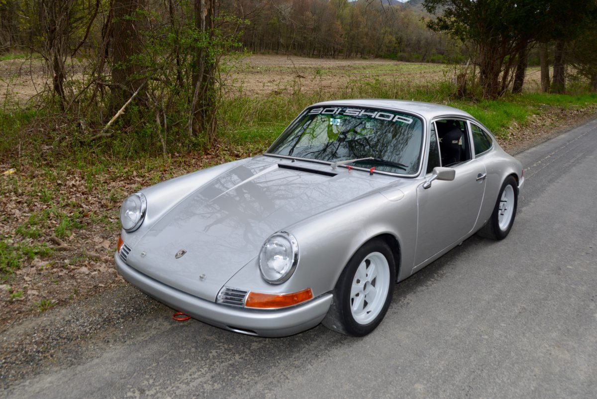 1969 Porsche 911 T Karmann Coupe  Race + Street(~)Car Winner For Sale (picture 1 of 6)