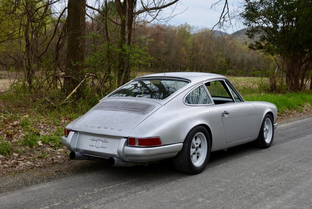 1969 Porsche 911 T Karmann Coupe  Race + Street(~)Car Winner For Sale (picture 2 of 6)