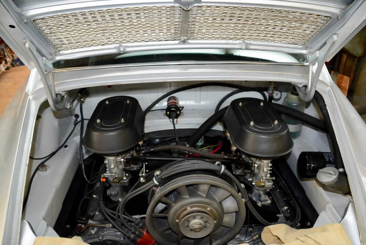 1969 Porsche 911 T Karmann Coupe  Race + Street(~)Car Winner For Sale (picture 5 of 6)