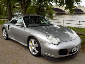 2005 PORSCHE 911 (996) TURBO S - MANUAL COUPE SOLD