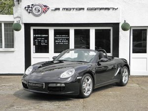 Picture of 2005 Porsche Boxster 2.7 (987) Manual finished in Basalt Black SOLD