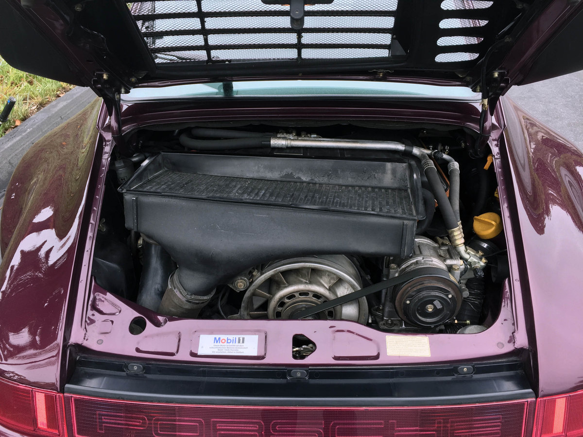 1994 Porsche 911 / 964 Turbo 964 Turbo 3.6 =1 owner 13k mil For Sale (picture 6 of 6)