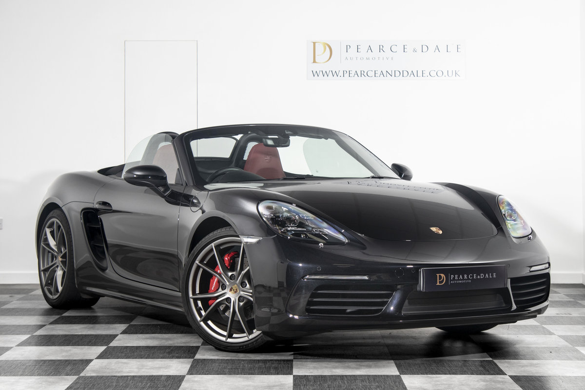 2018 / 18 Porsche 718 Boxster S PDK *SOLD* SOLD (picture 1 of 6)
