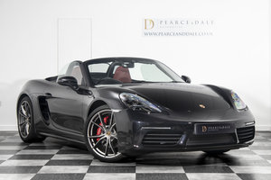 2018 / 18 Porsche 718 Boxster S PDK *UNDER OFFER* For Sale
