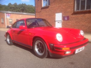 1985 Porsche 911 Carrera 3.2 coupe only 111k miles For Sale