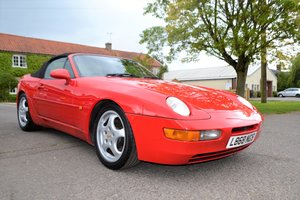 1993 Porsche 968 Cabriolet  For Sale