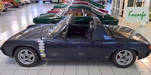 1970 Porsche 914 Targa 1.7 orig. Belgium 73.000 km For Sale