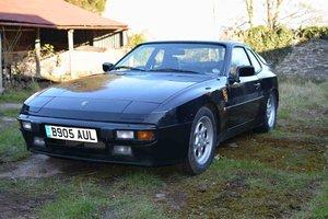 1985 Porsche 944 Restoration Project For Sale