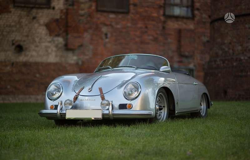1965 Porsche 356a  replica For Sale (picture 2 of 6)