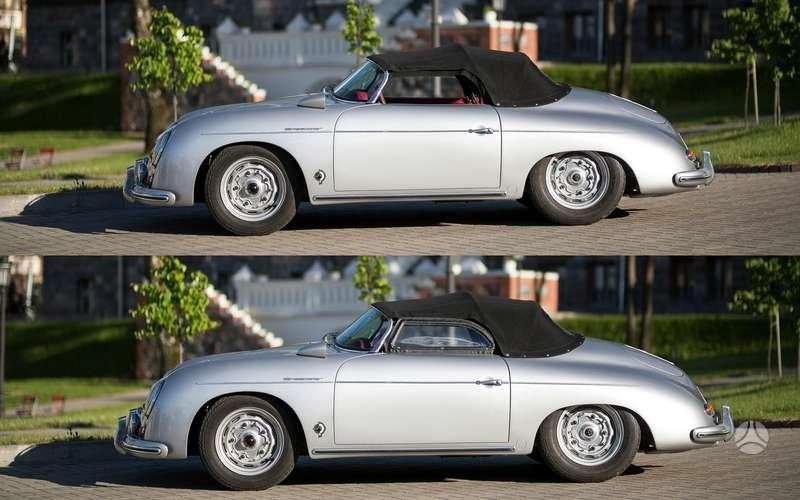 1965 Porsche 356a  replica For Sale (picture 4 of 6)