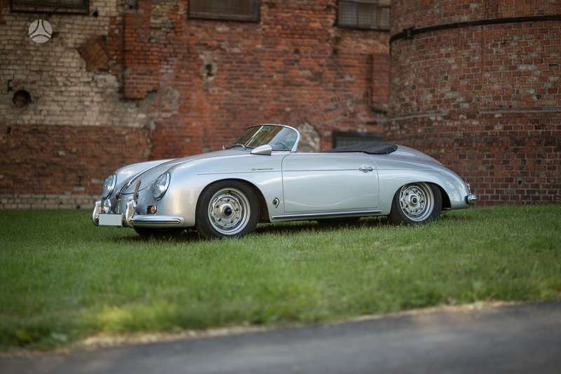 1965 Porsche 356a  replica For Sale (picture 5 of 6)