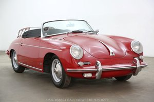 1962 Porsche 356B T6 Twin Grille Roadster For Sale