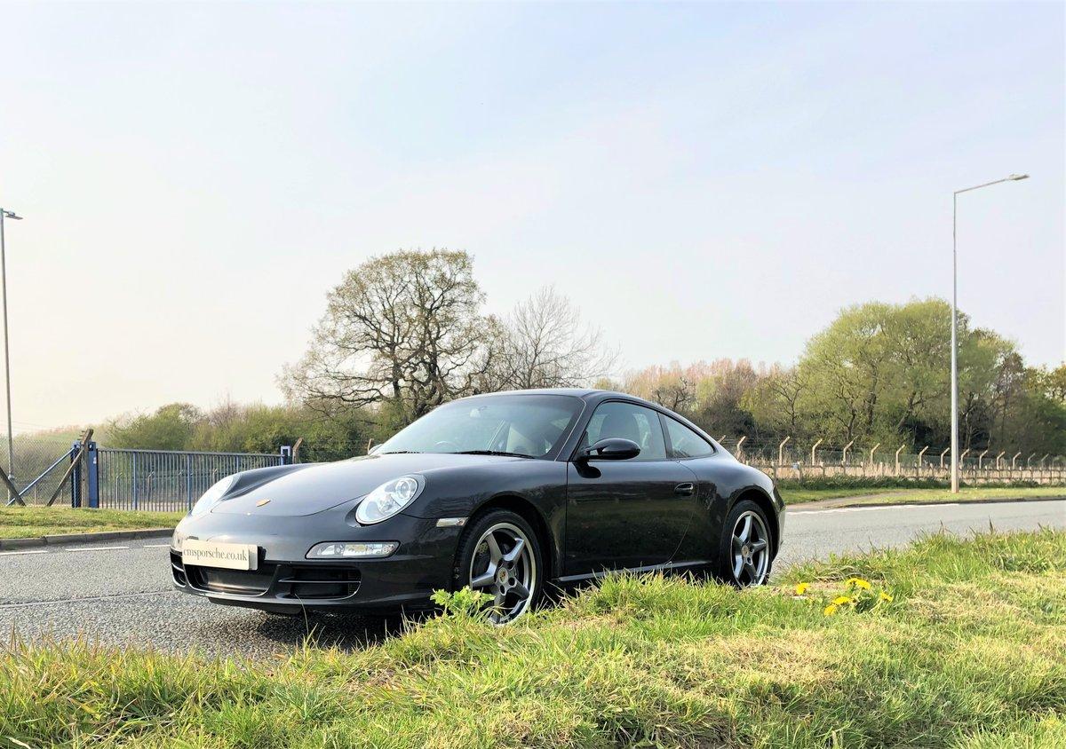 2005 Porsche 911 997 Carrera 3.6 Manual For Sale SOLD (picture 4 of 6)