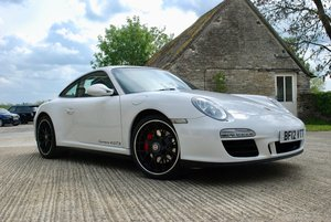 2012 Porsche 911 997 Carrera 4 GTS For Sale