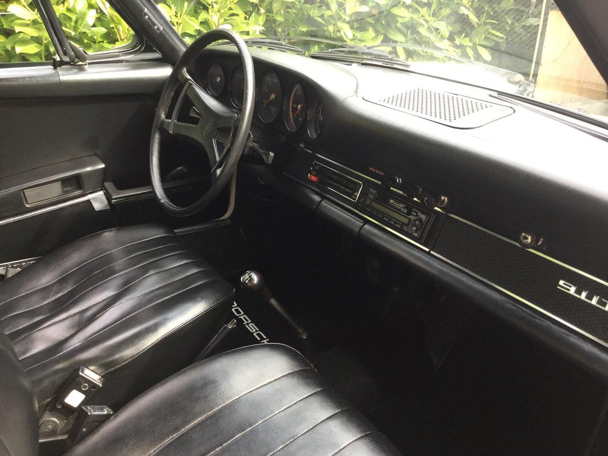 Porsche 911 Targa 2.4T MFI  1972 For Sale (picture 6 of 6)