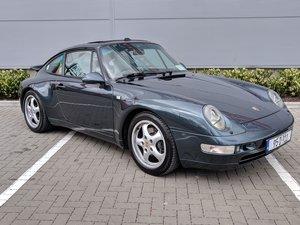 1995 Porsche 911 993 Auto Tiptronic For Sale