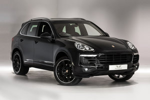 2014 Ultimate in SUV performance motoring form