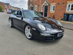 2005 Porsche 911 Carrera 2S 3.8 997 71k FSH - Manu For Sale
