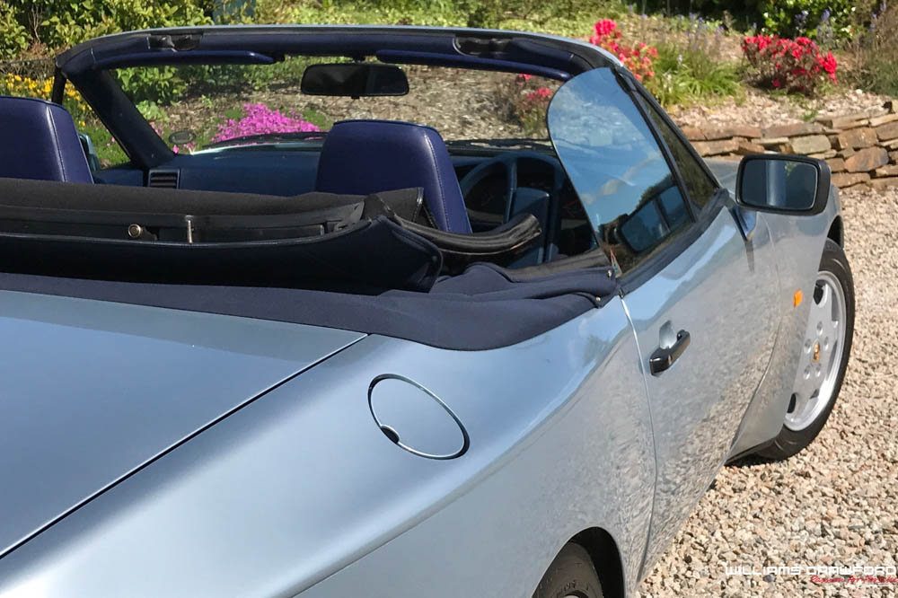 1991 Porsche 944 Turbo manual cabriolet (Factory option 719) For Sale (picture 4 of 6)