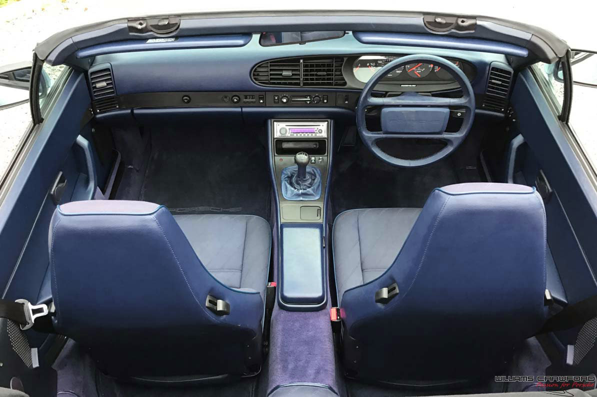 1991 Porsche 944 Turbo manual cabriolet (Factory option 719) For Sale (picture 6 of 6)