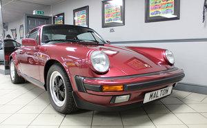 1988 Porsche 911 3.2 Sport For Sale