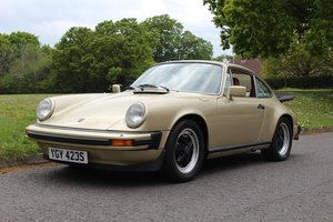 Porsche 911 Carrera 3.0 Coupe 1977 -To be auctioned 26-07-19 For Sale by Auction