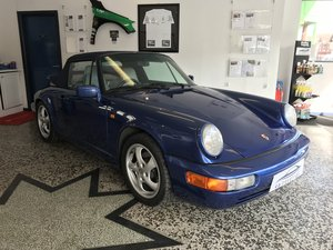 1991 Porsche 911 Carrera 2 Cabrio For Sale