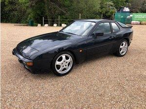 1984 Porsche 944 No rust