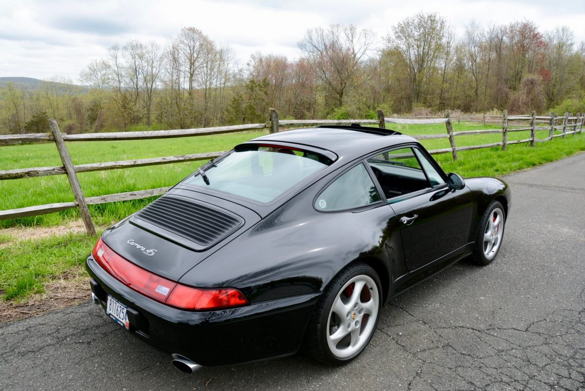 1996 Porsche 911 ( 993 ) C4S Coupe = AWD Hot-Seats $obo For Sale (picture 2 of 6)